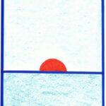 Det gyldne snit, solen er placeres ca. en tredjedel oppe