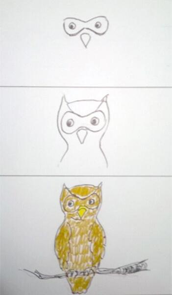 Sådan tegner man en ugle