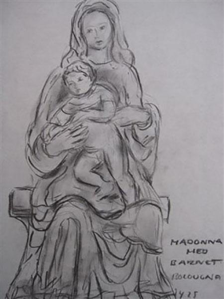 Jomfru og Jesus, Lucca, kul, live